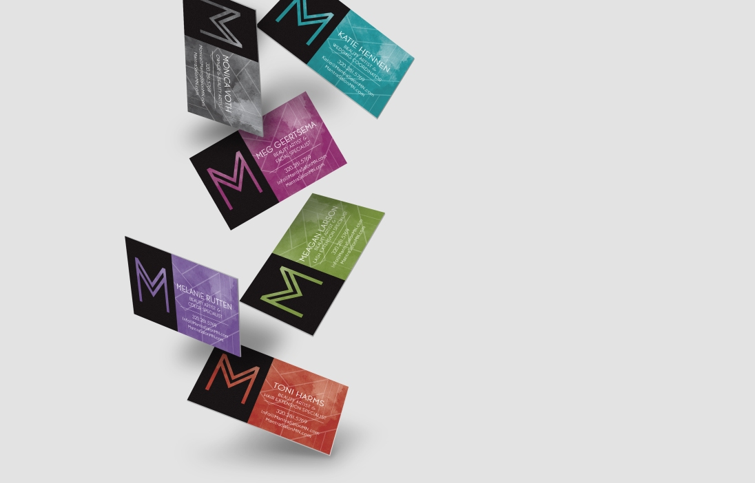 Mantra - Business cards